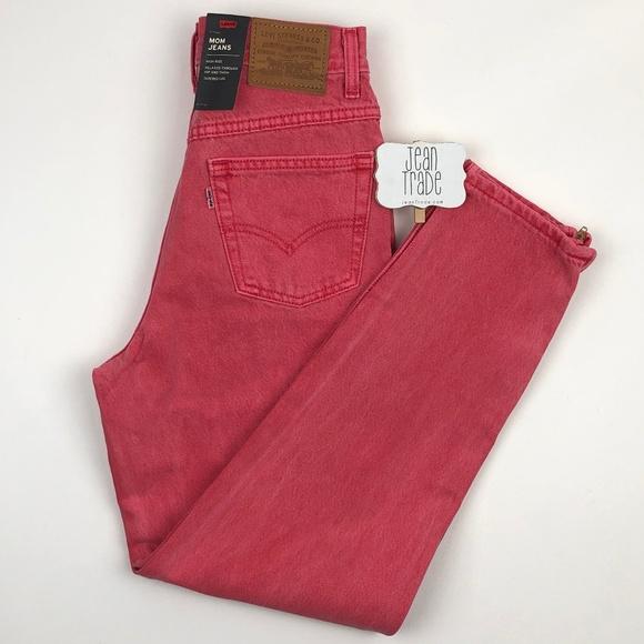 Levi's Denim - NWT LEvi's Mom Jeans